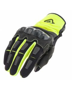 Carbon G 3.0 Glove Flo Yellow/Black