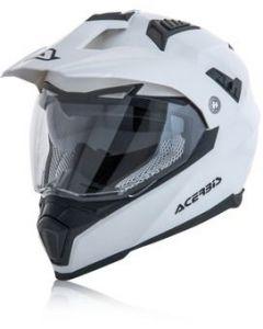 ADVERNTURE HELMET FS-606 WHITE
