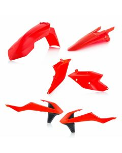 STD PLASTIC KIT EXC EXC-F 250/350 400-500 17/18     EXC 125-300 17/18