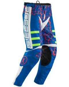 MX AVENGER PANTS RED/BLUE