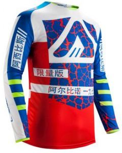 MX AVENGER JERSEY RED/BLUE