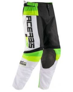 SPACELORD PANTS BLACK/GREEN