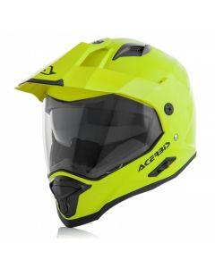 Reactive Adventure Helmet Flo Yellow
