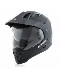 Reactive Adventure Helmet Black