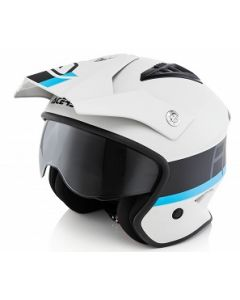 JET ARIA HELMET GREY/BLACK
