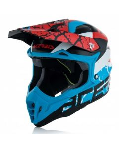 IMPACT  3.0 HELMET BLACK/BLUE