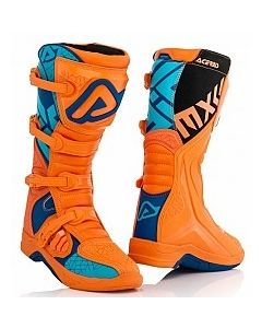 X-TEAM BOOTS ORANGE/BLACK