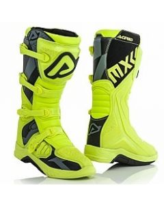 X-TEAM BOOTS YELLOW/BLACK