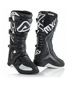 X-TEAM BOOTS BLACK/WHITE