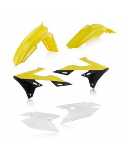 Std Plastic Kit RMZ450 18/20