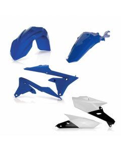 STD PLASTIC KIT YZF 450 2018