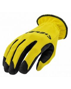 MECHANIC BUT GLOVES YEL/BLK