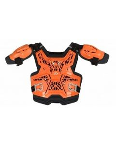 GRAVITY KID ROOST DEFLECTOR-Orange