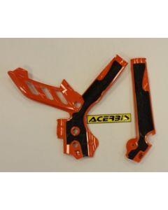 X-GRIP KTM Frame Protectors SX/SXF 250 11/15 EXC 12/16