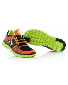 Corporate Running Shoes Orange/Black