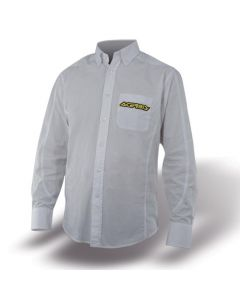 0012454 Acerbis Corporate Shirt White