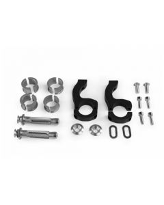 0013437 X-Rally Plastic Universal Mounting Kit